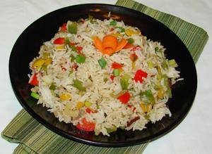 dijeta sa rizom i povrcem