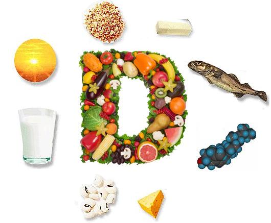 Hrana bogata vitaminom D