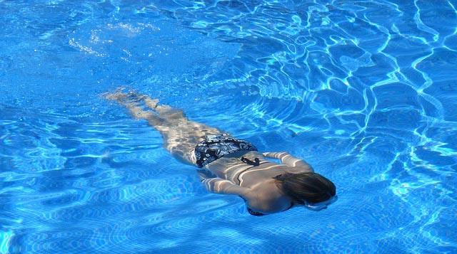 plivanje za skidanje sala sa stomaka
