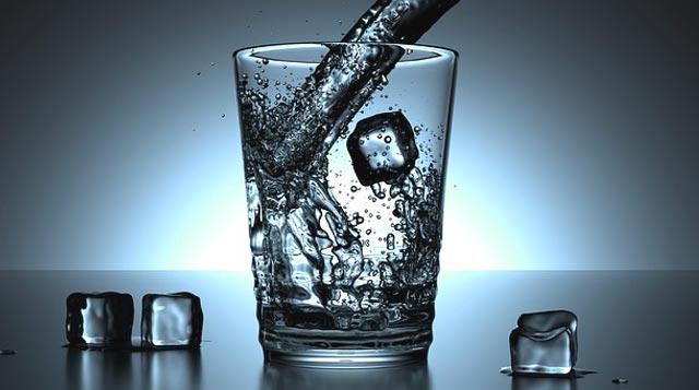 casa vode za hidrataciju
