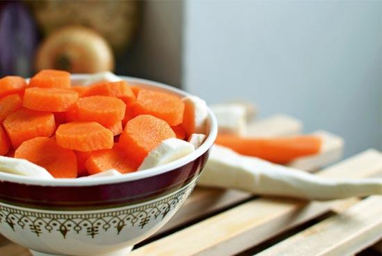 peceno povrce