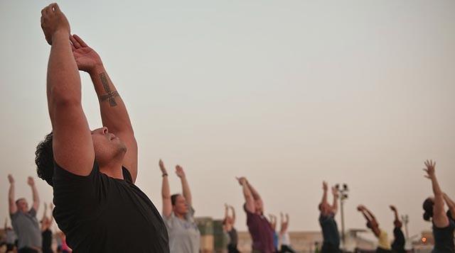 yoga za smanjenje stresa i poboljsanje procesa mrsavljenja